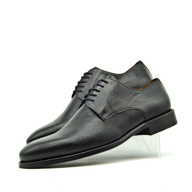Derby pala lisa Zapatos BAY 3