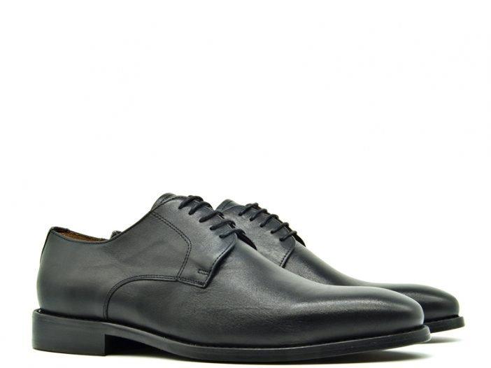 Derby pala lisa Zapatos BAY 4