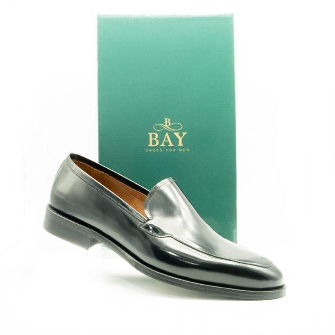Manoletina de vestir para hombre, impermeable. Zapatos BAY.