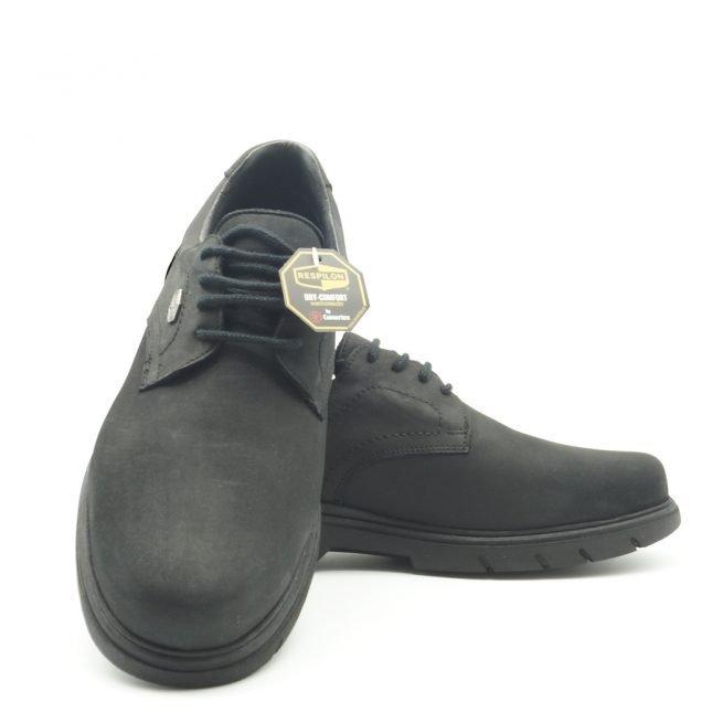 Zapatos BAY SHOES FOR MEN. Zapatos BAY blucher negro 2.