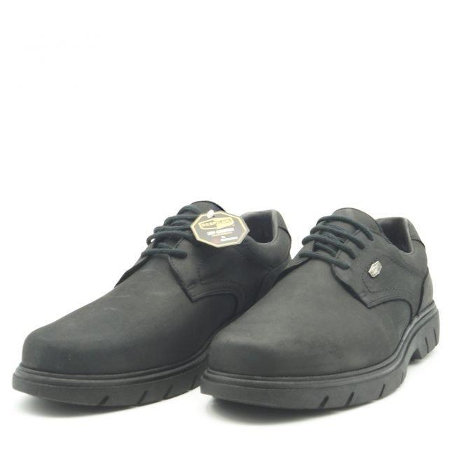 Zapatos BAY SHOES FOR MEN. Zapatos BAY blucher negro 4.