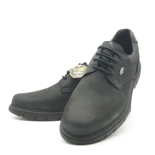 Zapatos BAY SHOES FOR MEN. Zapatos BAY blucher negro 5.