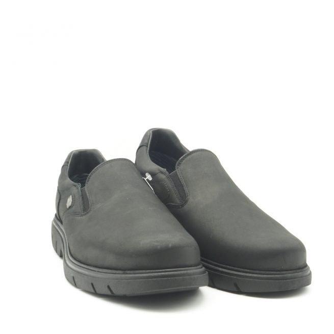 BAY SHOES FOR MEN. Zapatos BAY mocasín negro 4.