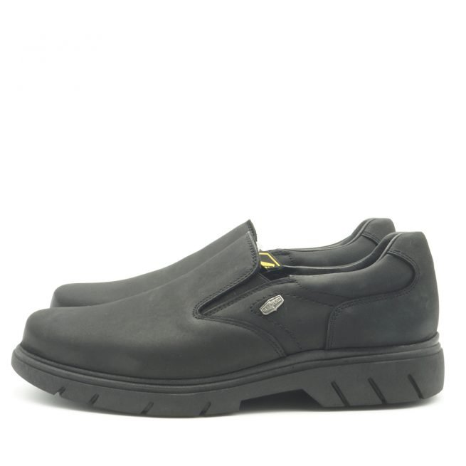 BAY SHOES FOR MEN. Zapatos BAY mocasín negro 8.