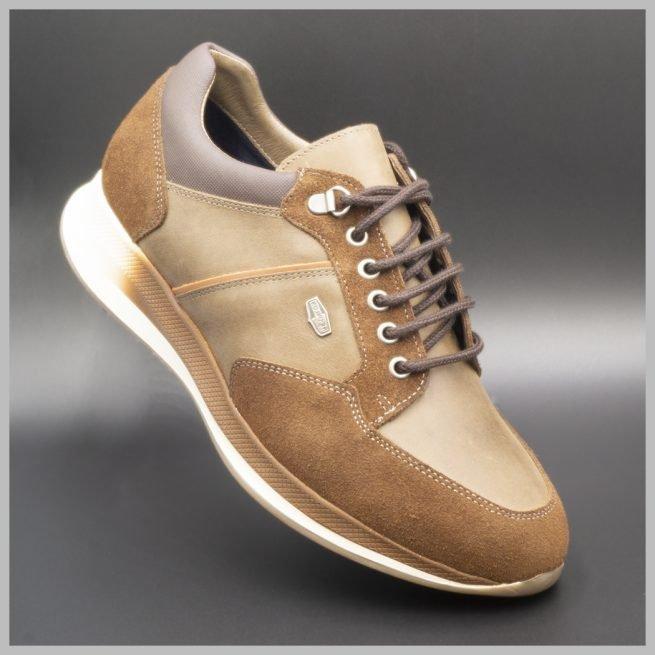 Zapatillas deportivas impermeables de lujo. BAY Mallorca 2021