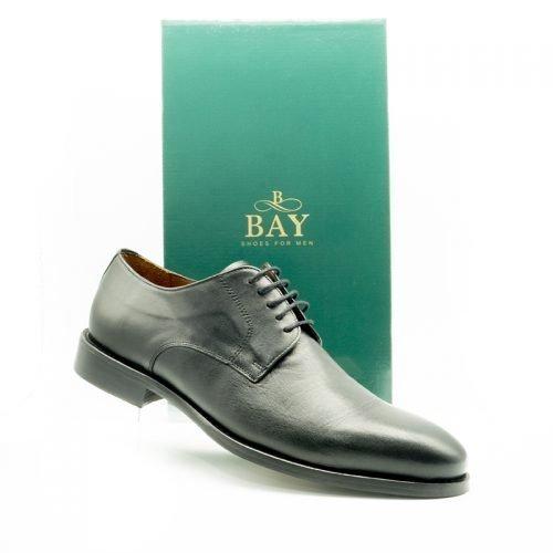 Derby impermeables, hidrofugado, termosellado. En piel napa. Zapatos BAY Mallorca.