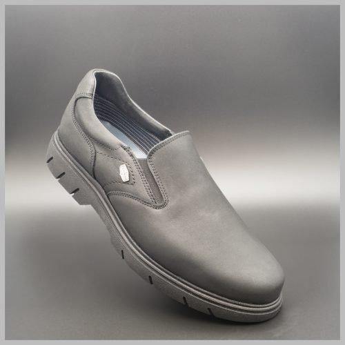 Mocasín impermeables e hidrofugados. Modelo c511 color Negro. 2020 Zapatos BAY Mallorca.